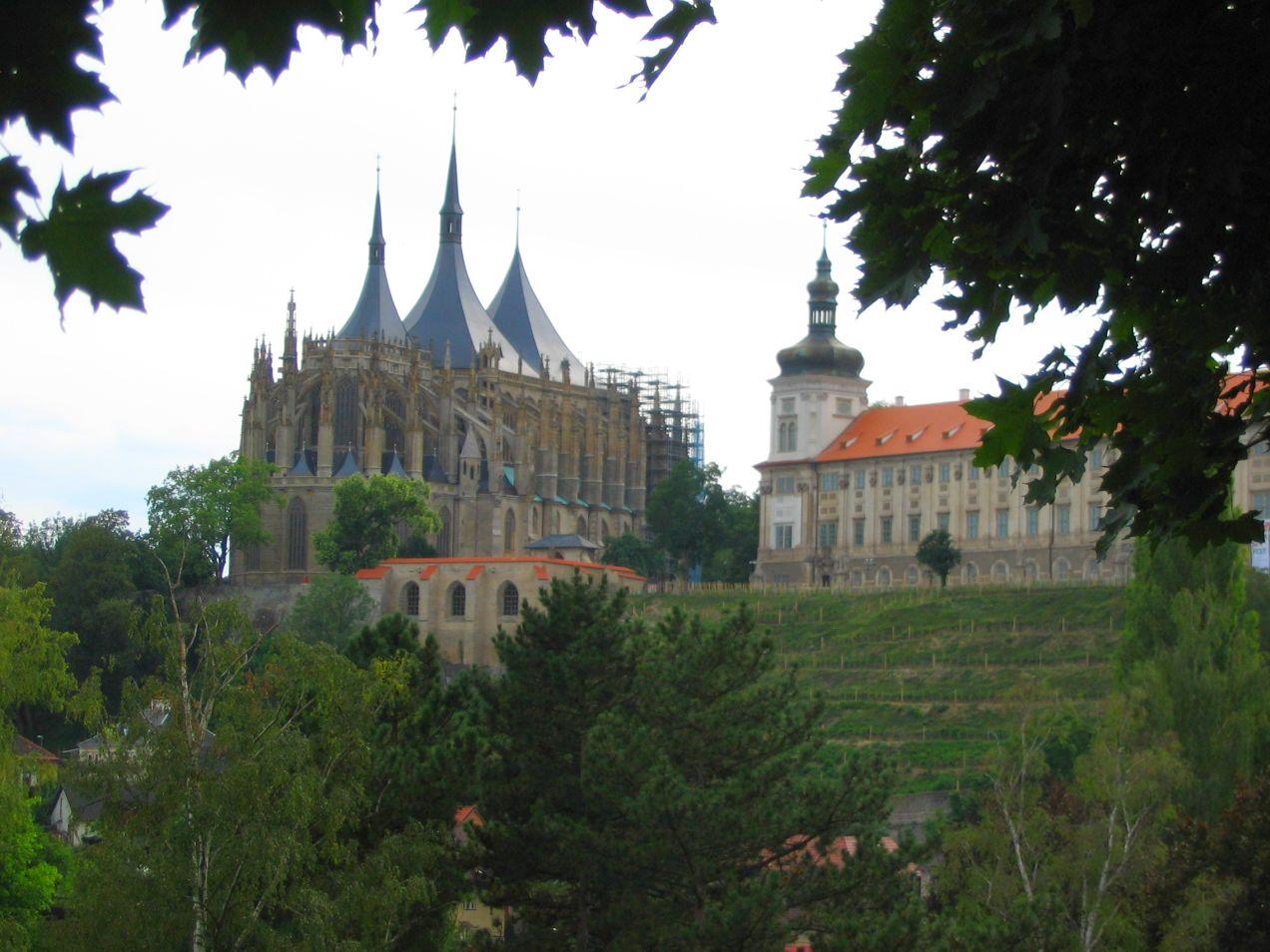 Kutná Hora - město stříbra