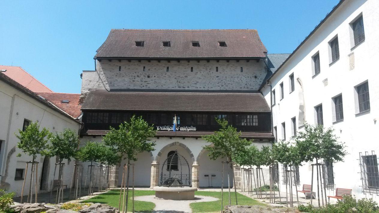 Písek - Cesta drahokamů a Prácheňské muzeum