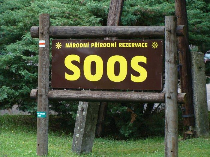 SOOS - naučná stezka a muzeum.