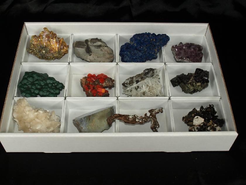 Mineralogické burzy a výstavy 2019